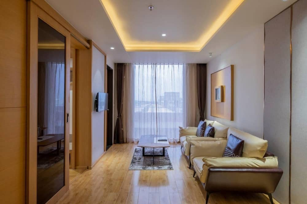 Executive-Suite - Wohnbereich