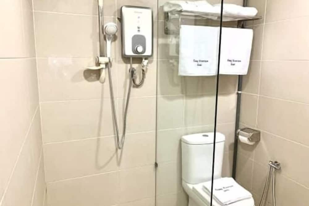 Standardní pokoj s dvojlůžkem, dvojlůžko (180 cm) (Queen) - Koupelna