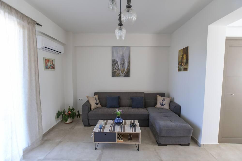 Superior apartman - Nappali rész