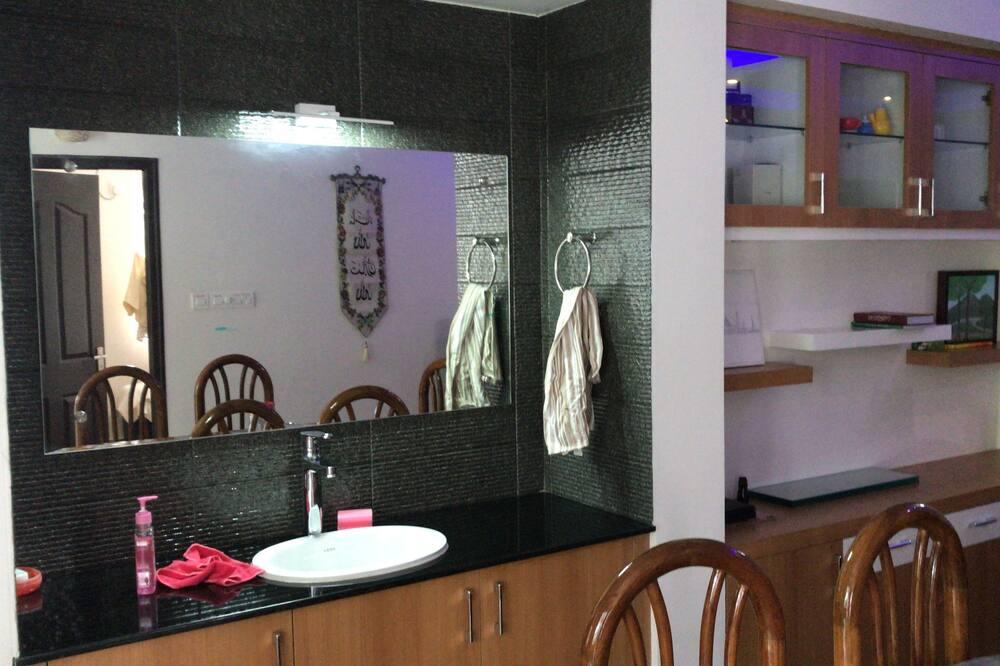 Apartamento, 2 camas queen-size - Casa de banho