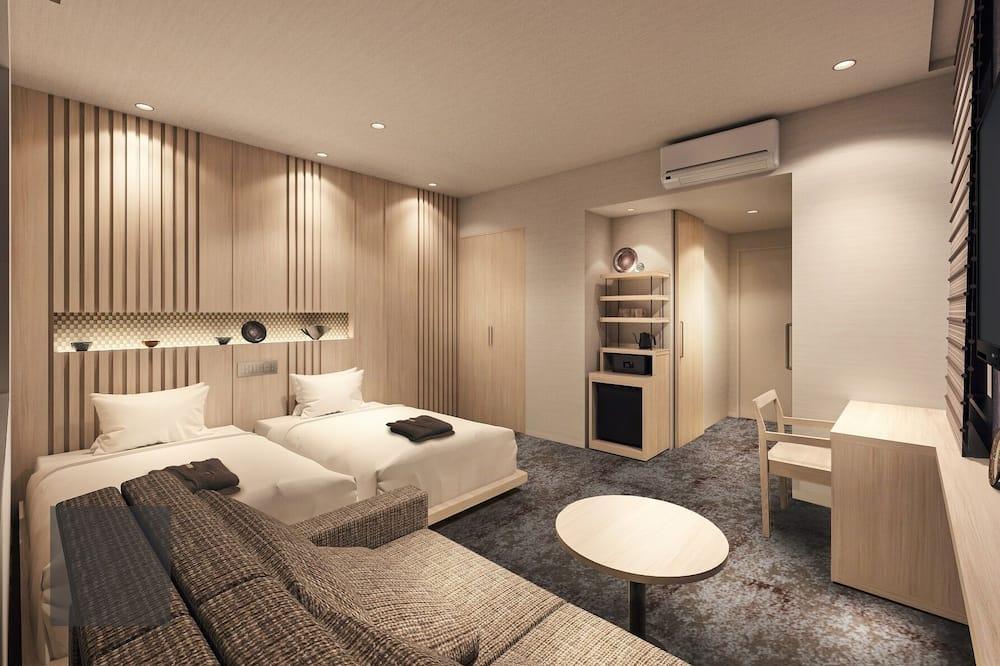 Premium-værelse med 2 enkeltsenge - ikke-ryger - Værelse