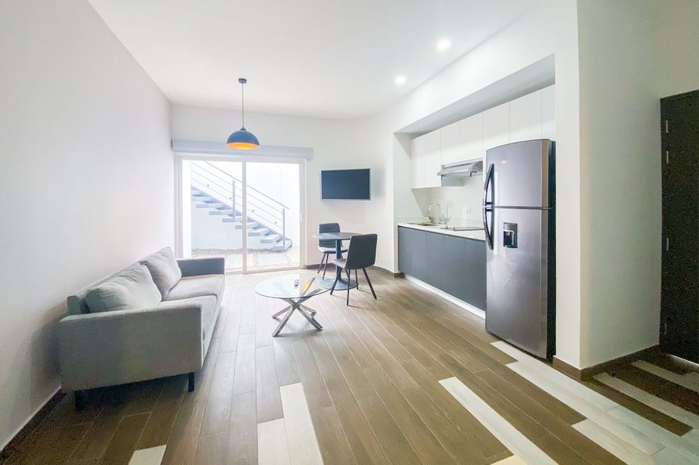 Estudio Prestigio - Sala de estar