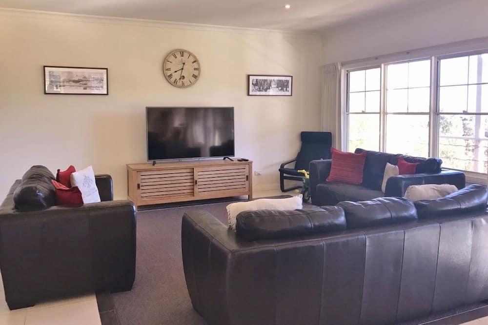 Casa ejecutiva - Sala de estar