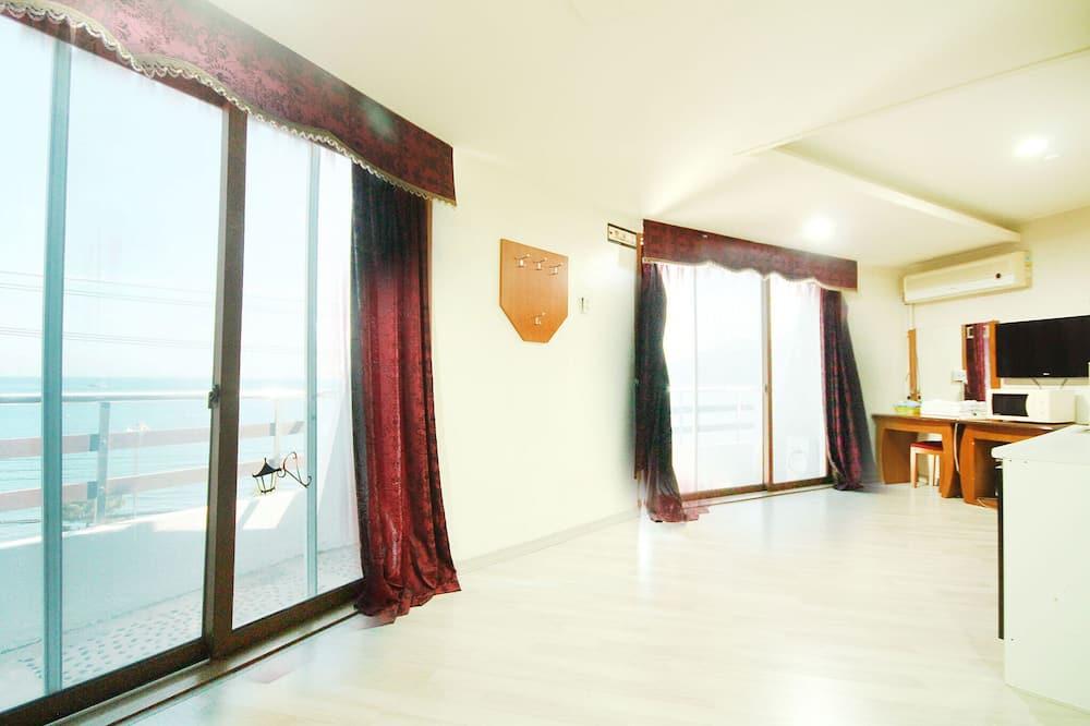 Izba (Group Room ) - Dizajn budovy