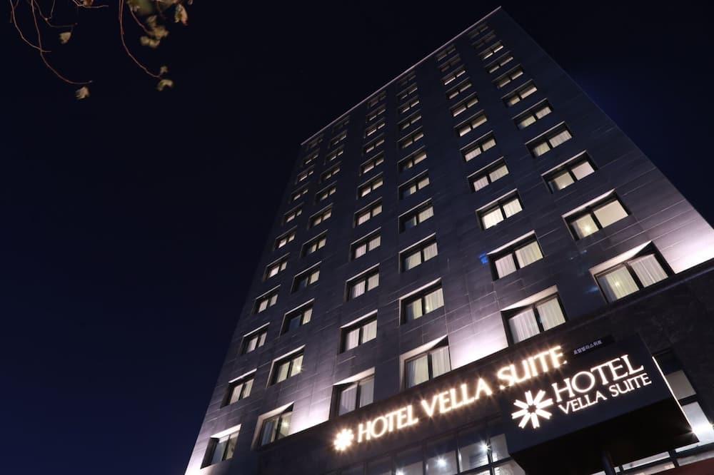 Suwon Vella Suite Hotel