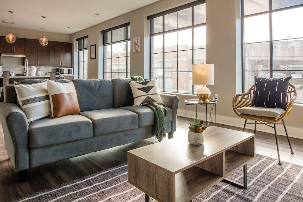 Apartment (1 Bedroom) - Ruang Tamu