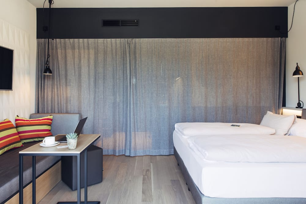 Habitación empresarial - Sala de estar