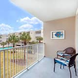 Apartment, Mehrere Betten (Tybee Beach Club 123) - Balkon