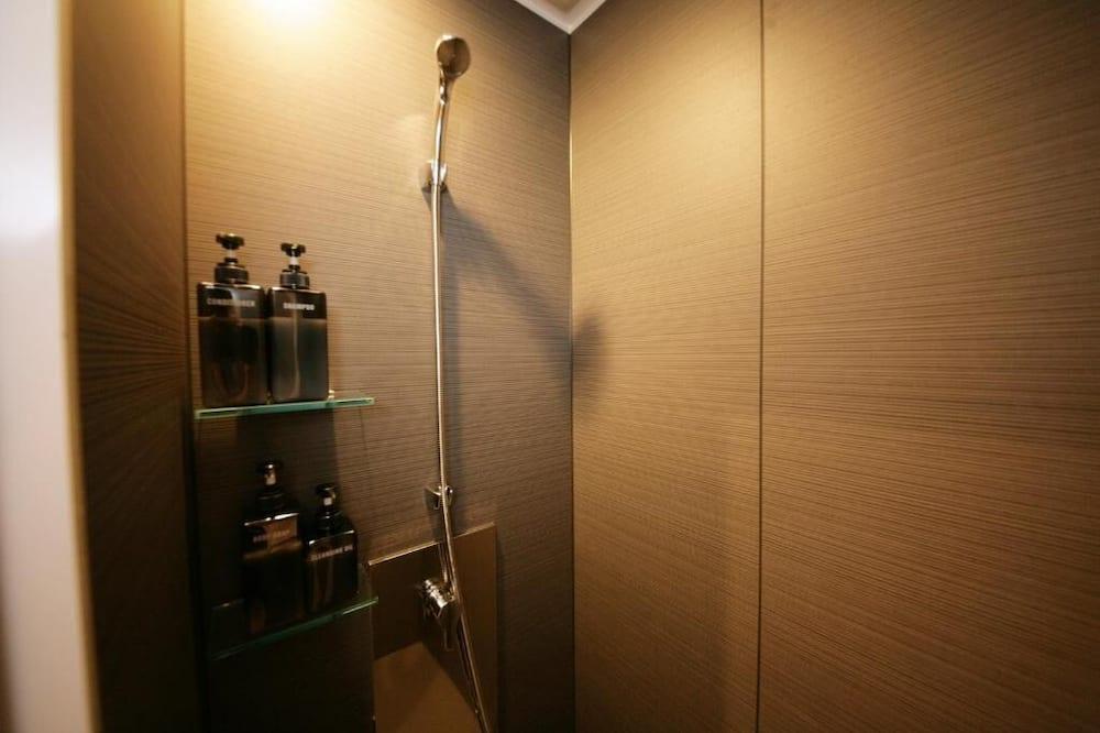 Chambre Deluxe, non-fumeurs (4 Single Beds) - Salle de bain