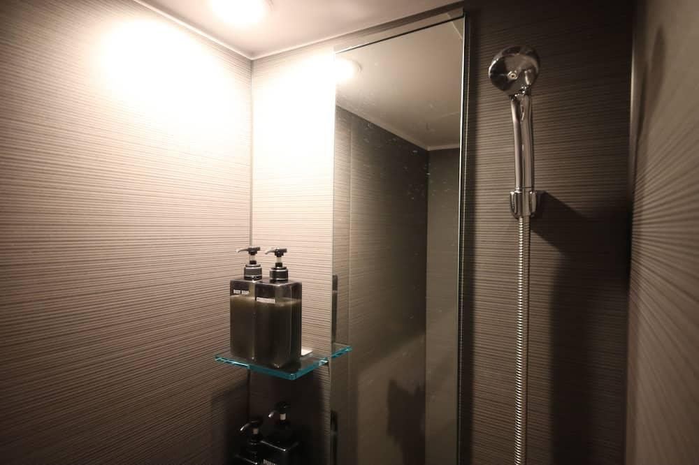 Chambre Double, 2 lits doubles, non-fumeurs - Salle de bain