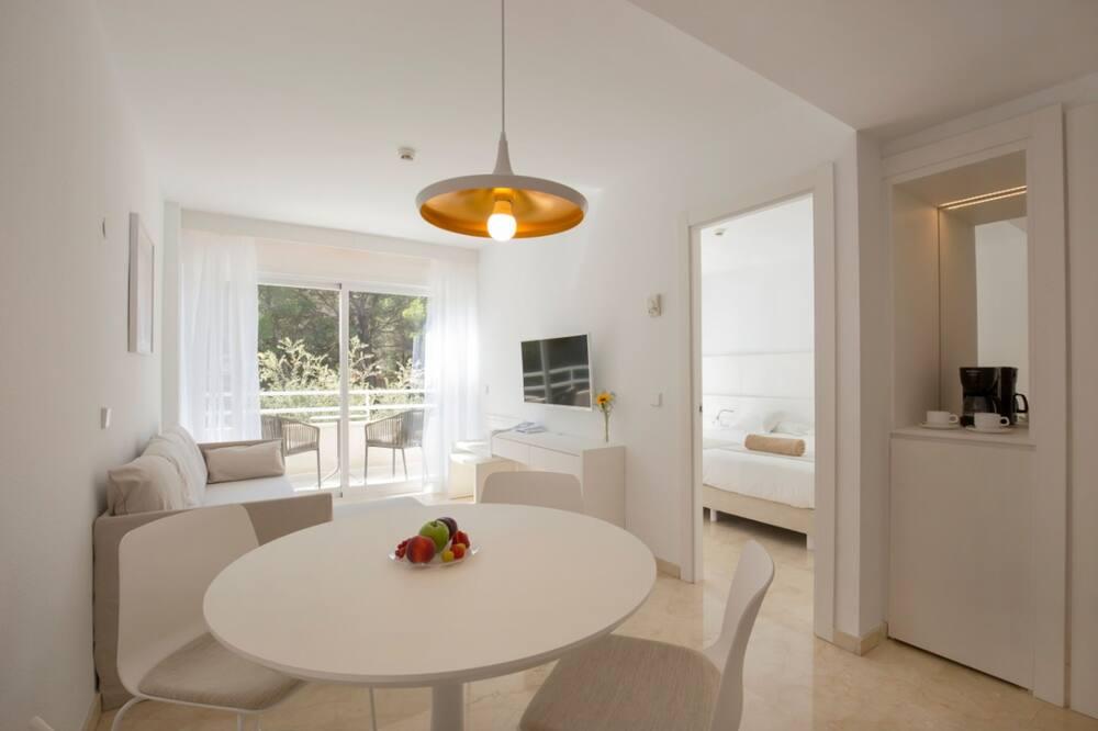 Apartman, balkon - Kupaonica