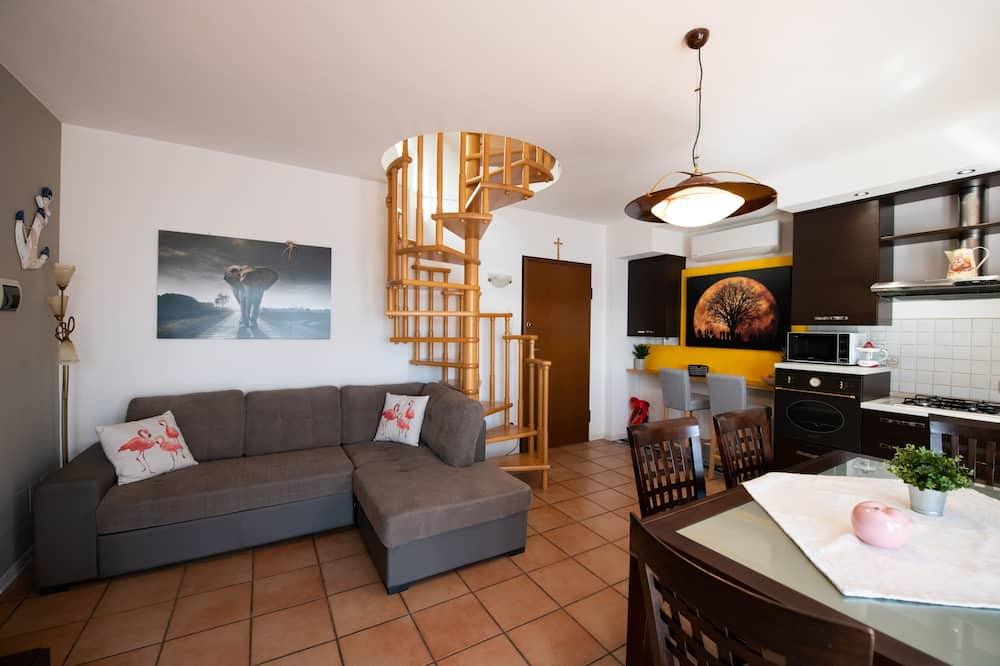 Appartamento Classic - Area soggiorno