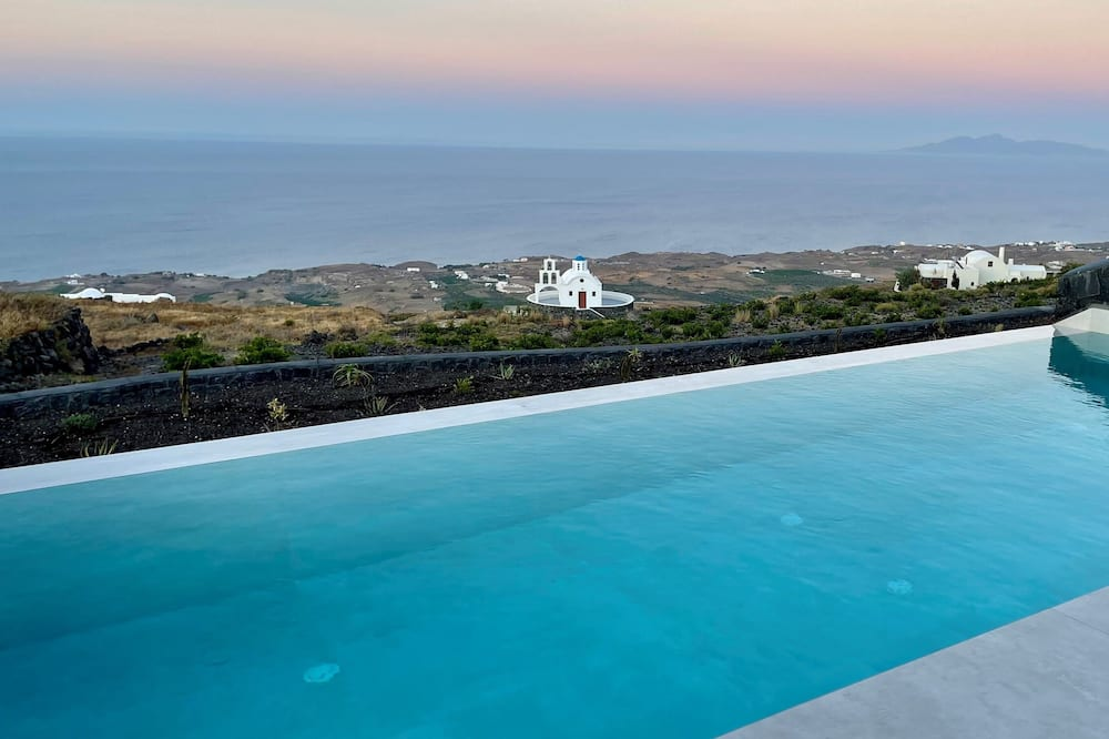 Honeymoon Suite with Private Infinity pool and Sea view - Terrace/Patio