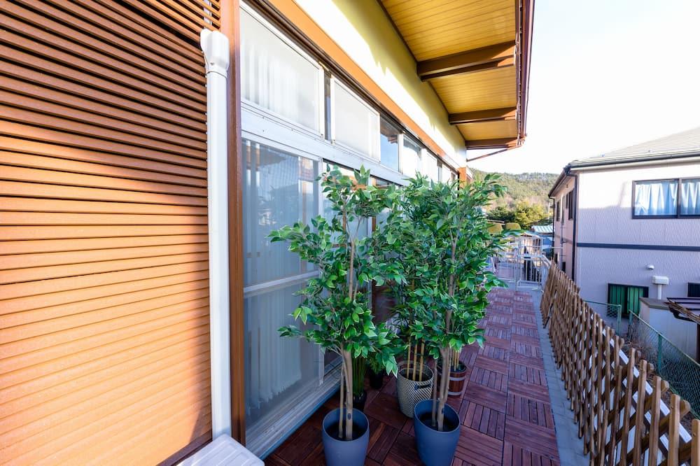Kuća, za nepušače - Balkon