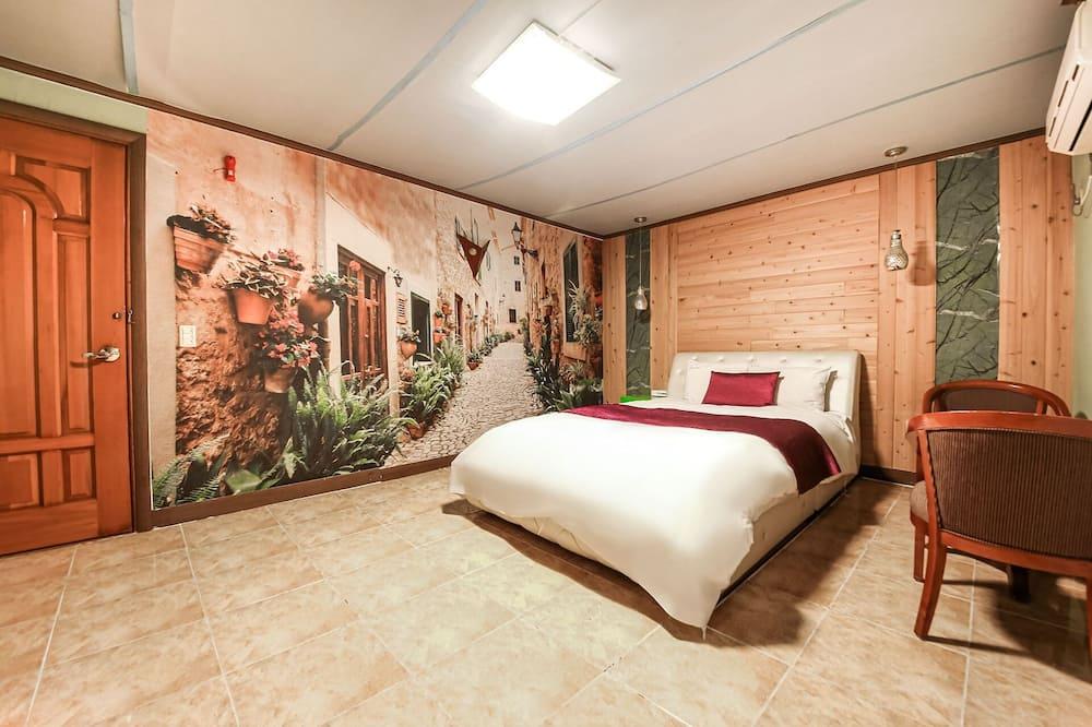 Standarta numurs (Standard Room) - Ēkas dizains