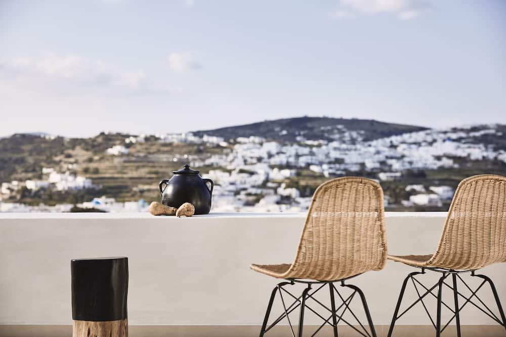 Deluxe Family Suite - Θέα από το μπαλκόνι