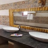 Cottage, 1 letto queen - Bagno