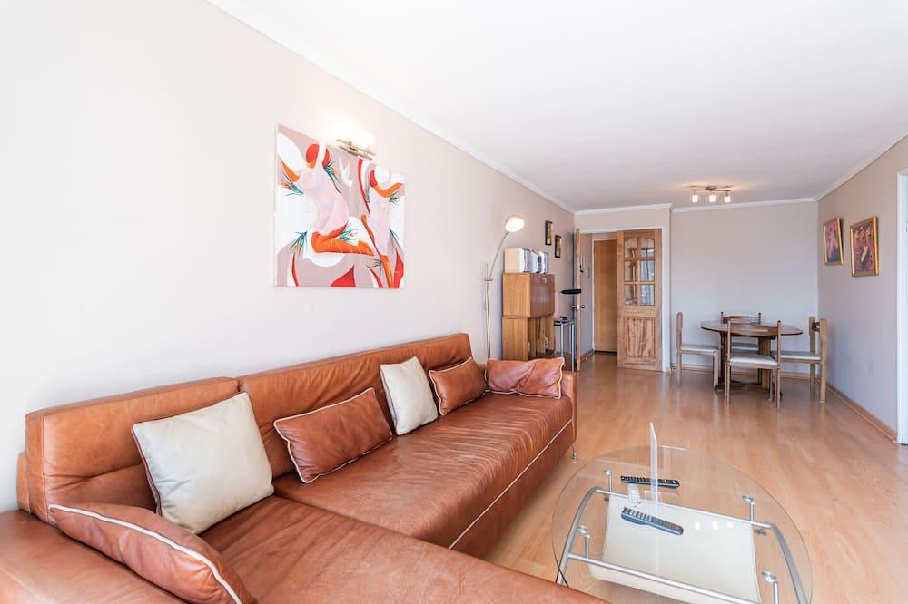 Eenvoudig appartement - Woonruimte