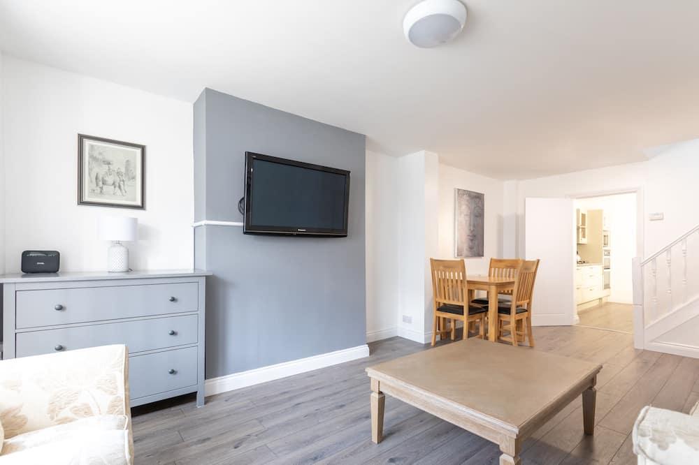 Mestský dom typu Classic - Obývacie priestory
