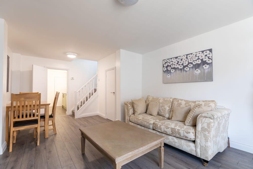 Mestský dom typu Classic - Obývačka