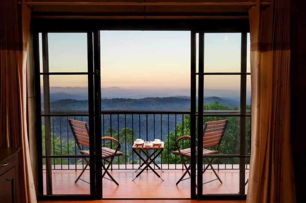 Suite - Blick vom Balkon