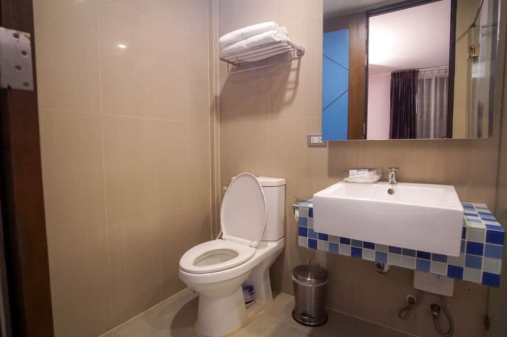 חדר סופריור זוגי - חדר רחצה