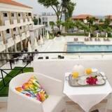 Junior Suite, Garden View - Balcony