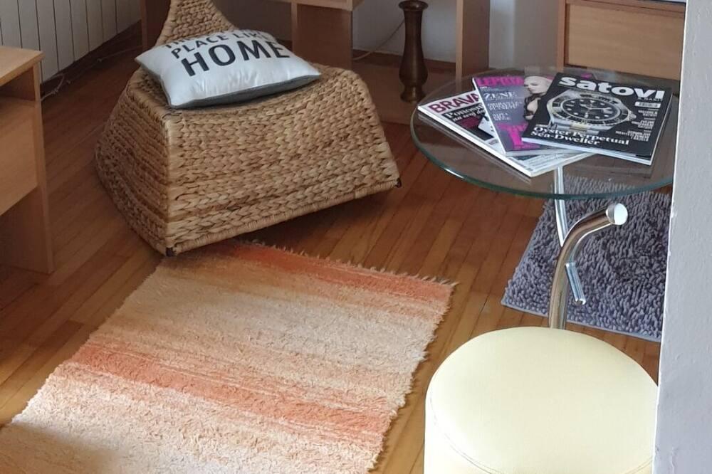 Appartement, Meerdere bedden - Woonkamer