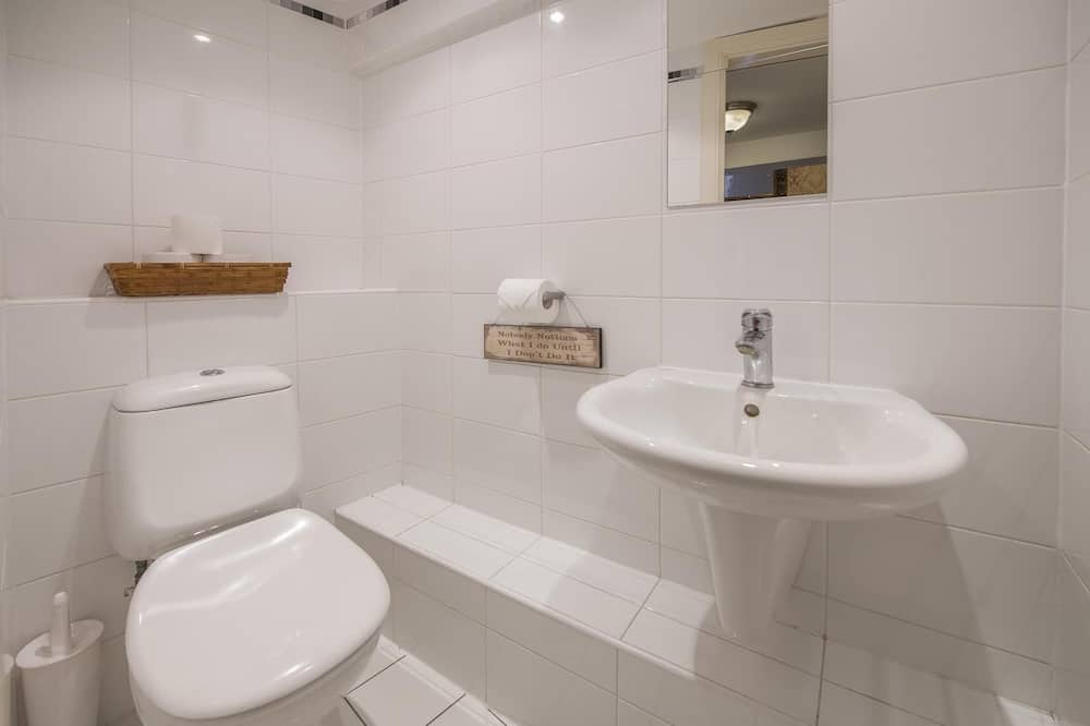 Dom typu City, vlastná kúpeľňa, výhľad na mesto (Minster View) - Kúpeľňa