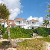 This is a Beachfront 3 Bedroom, 3 Bathroom Villa, Family-friendly Activities