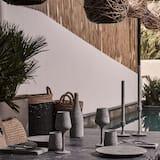 EOS Double Room Private Pool - Privézwembad