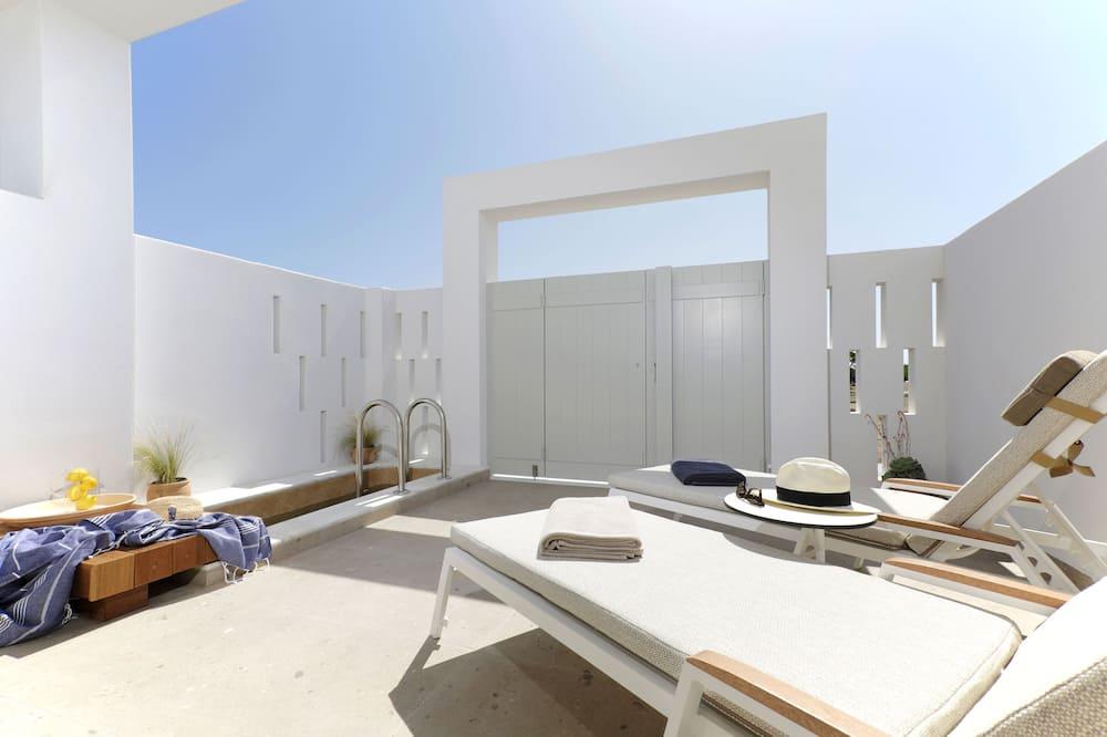 Deluxe studio suite - Terasa/trijem