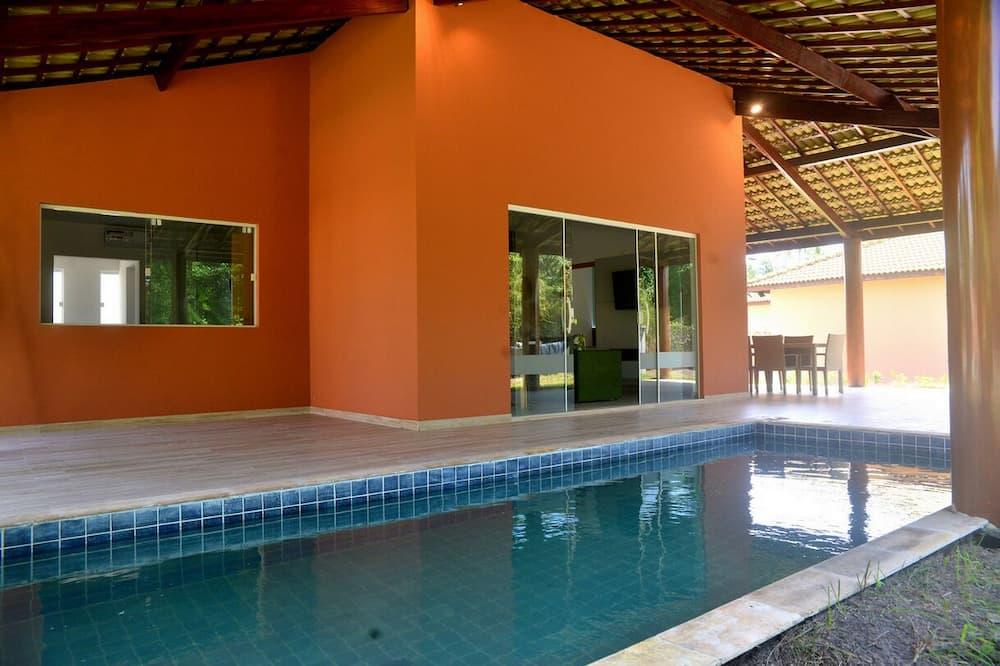Premium-bungalow - Yksityinen uima-allas
