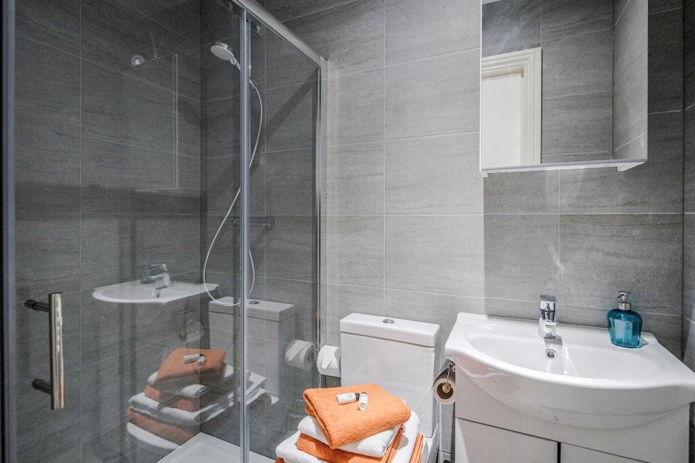デラックス アパートメント 専用バスルーム - バスルーム
