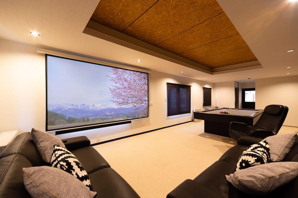 家庭木屋, 非吸煙房 - 客廳