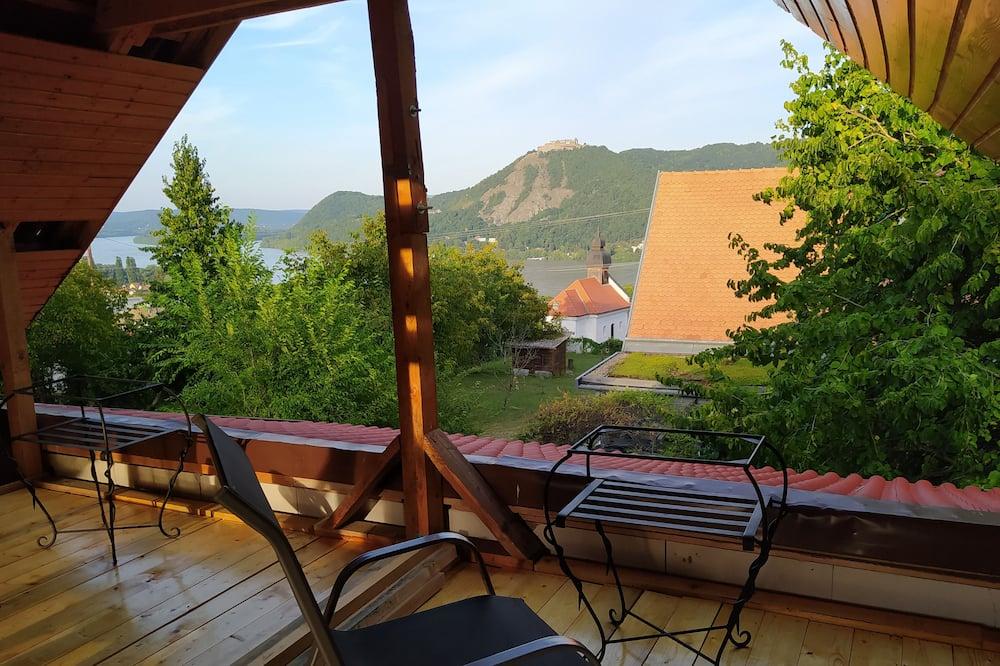Maison, 1 lit double - Balcon