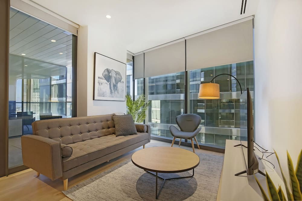 Appartement Affaires - Coin séjour