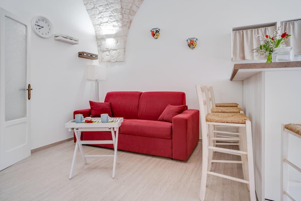 Byt - Obývacie priestory