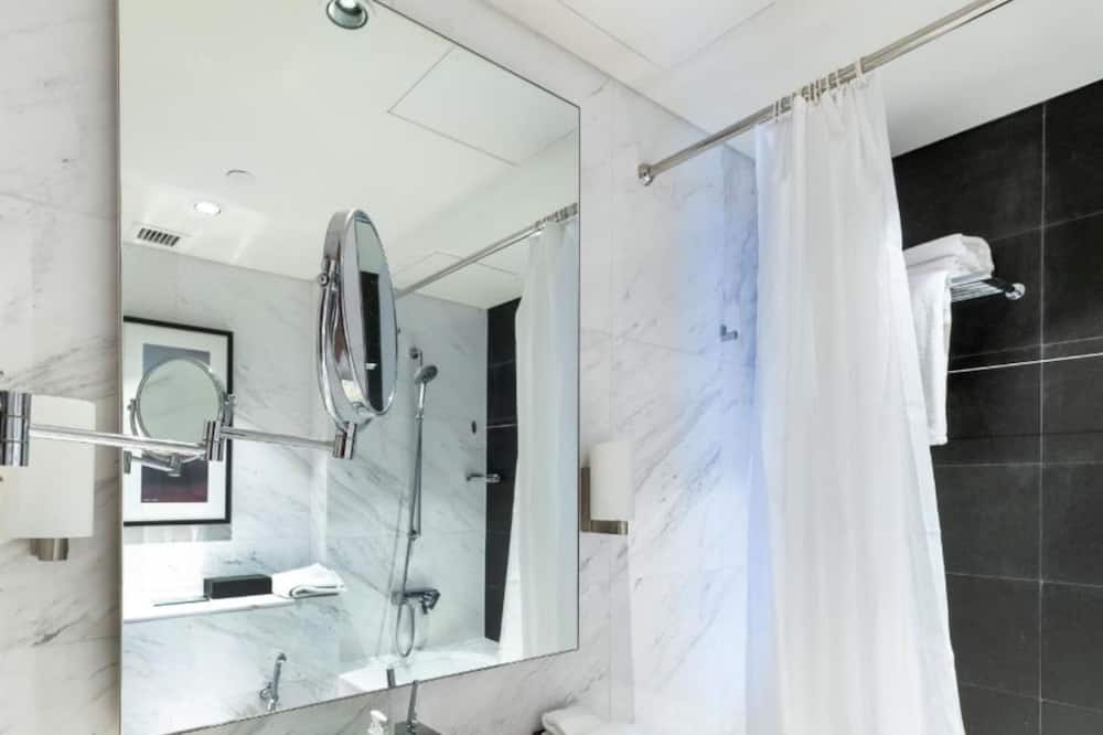 apartman (0 Bedroom) - Fürdőszoba
