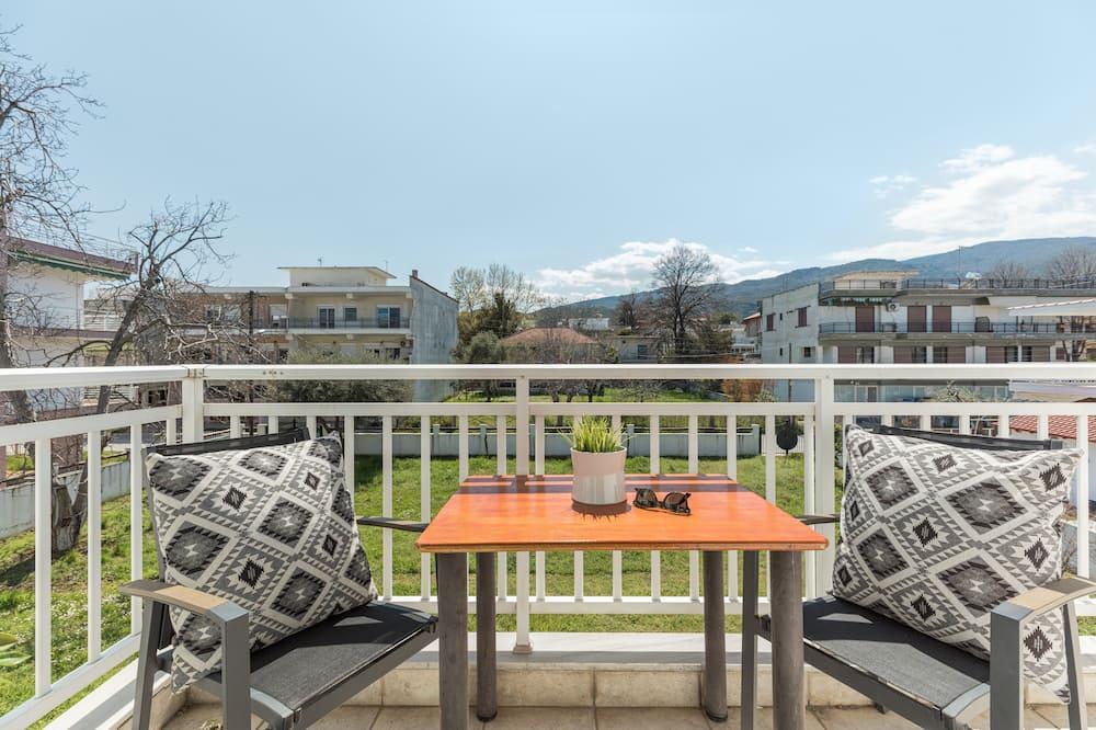 Economy-Dreibettzimmer - Terrasse/Patio