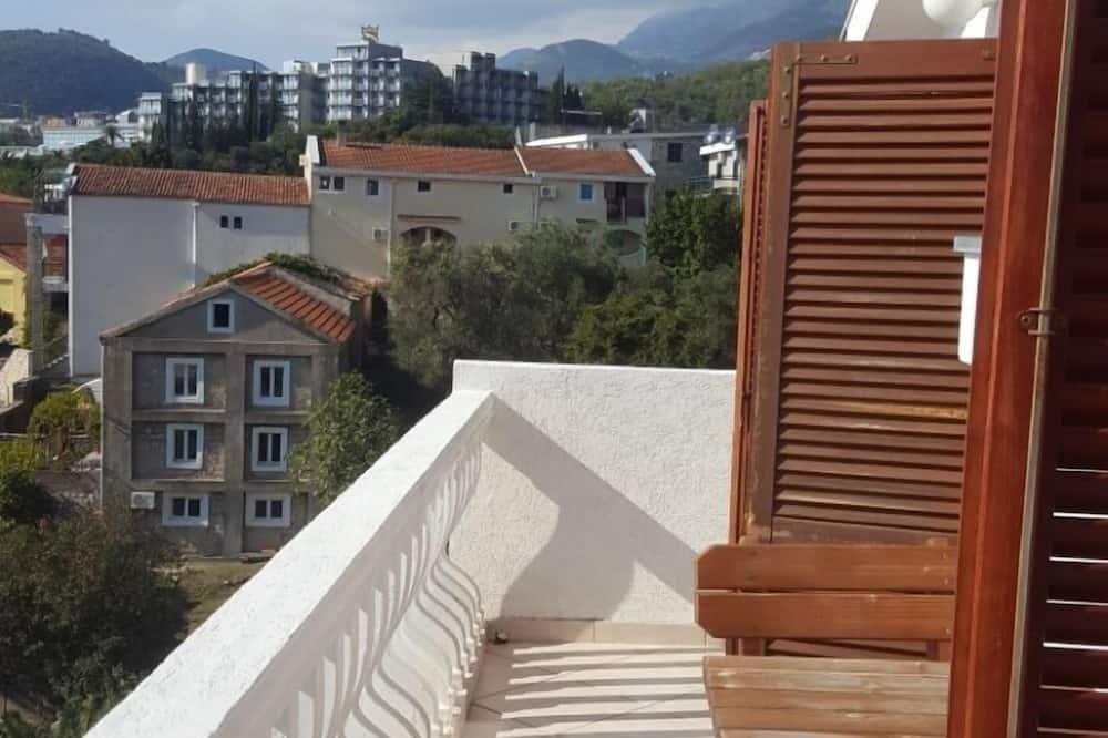 Comfort-Maisonette - Balkon