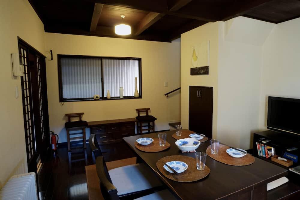 傳統獨棟房屋, 非吸煙房 - 客廳