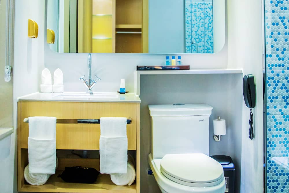 Dvojlôžková izba typu Gallery - Kúpeľňa