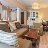 Apartment, 1 Katil Raja (King) dengan Katil Sofa - Bilik Rehat
