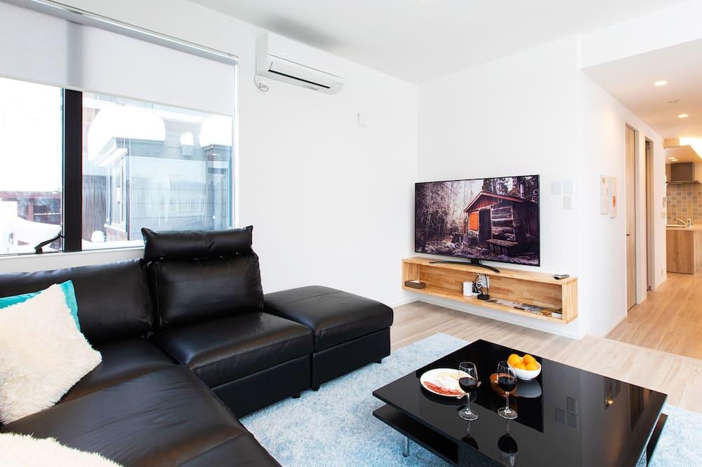 Olaf House, Non Smoking - Living Room
