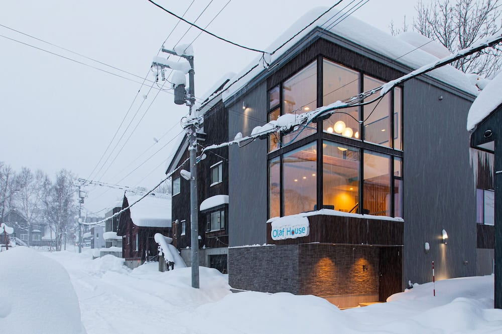 Olaf House