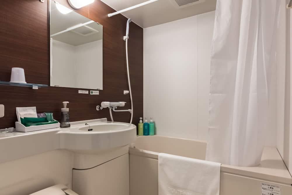 Superior szoba két külön ággyal, nemdohányzó - Fürdőszoba