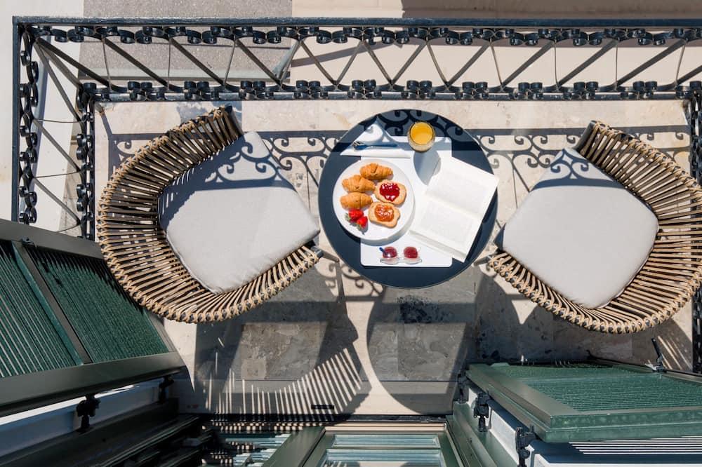 Lägenhet Deluxe - Balkong