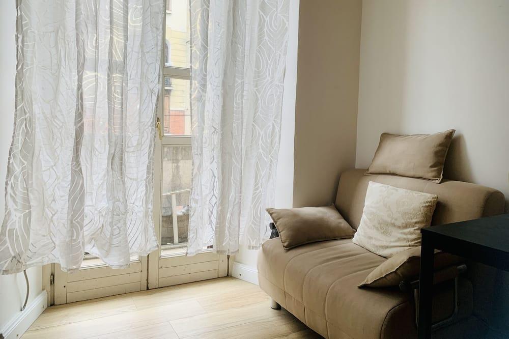 City Διαμέρισμα (Condo) - Περιοχή καθιστικού