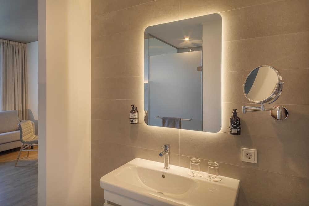 The Studio (2+1) - Cuarto de baño